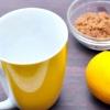Comment préparer thé au citron
