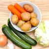 Comment légumes de saison pour un rôti