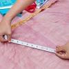 Comment coudre un tissu mat hexagonale
