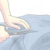Comment coudre une aiguille à tricoter retrousser