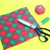 Comment coudre une écharpe simple poupée