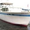 Comment conduire en solo une puissance yacht de 100 pieds