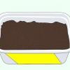 Comment semer des graines dans une boîte en paquets de margarine