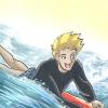 Comment surfer sur une vague en une journée