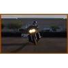 Comment faire un écart ou tourner rapidement sur une moto