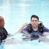 Comment nager sans avoir peur