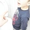 Comment prendre votre enfant à une toilette publique