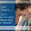 Comment parler avec les adolescents