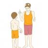 Comment apprendre aux enfants autistes à nager