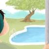 Comment jeter une partie de la piscine de l'adolescence