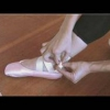 Comment attacher chaussures de ballet