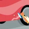 Comment retoucher la peinture de voiture