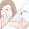 Comment traiter un rhume