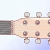 Comment accorder une guitare acoustique de