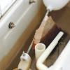 Comment désactiver l'approvisionnement en eau à des toilettes