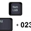 Comment taper des caractères de langues étrangères avec un clavier américain