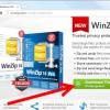 Comment décompresser un fichier ou dossier avec winzip