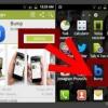 Comment utiliser bosse entre un iphone et android