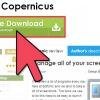 Comment utiliser copernic