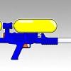 Comment utiliser la glace sèche dans un pistolet à eau