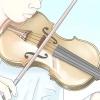 Comment utiliser des techniques d'archet sur un violon exquis