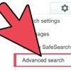 Comment utiliser google recherche avancée astuces