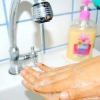 Comment utiliser du savon liquide pour les mains économiquement la plus