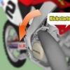 Comment utiliser l'embrayage sur un vélo motocross