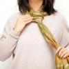 Comment porter un foulard de la mode