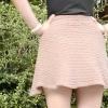 Comment porter une mini jupe