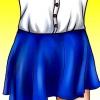 Comment porter des jupes taille haute