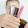 Comment porter lèvres roses pour l'automne