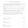 Comment rédiger un contrat de vente d'une voiture