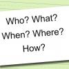 Comment écrire un communiqué de presse (pour les élèves)