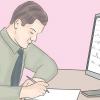 Comment rédiger un plan de travail