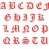 Comment écrire la calligraphie gothique