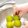 Comment zeste d'un citron vert