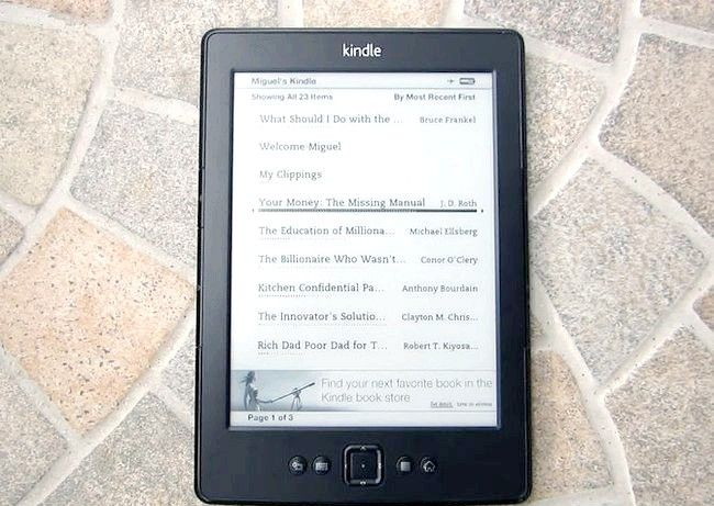 Supprimer Books From Kindle Étape 1.jpg
