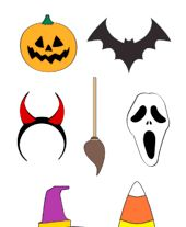 ���� - Comment faire un mobile halloween