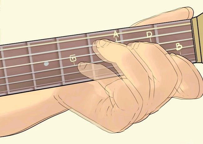 Jouer le C Major Chord Guitar Étape 6 Version 2.jpg