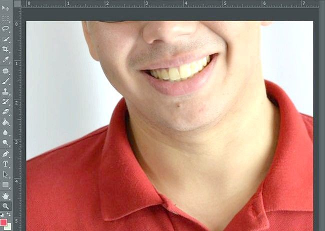 ���� - Comment blanchir les dents sur adobe photoshop